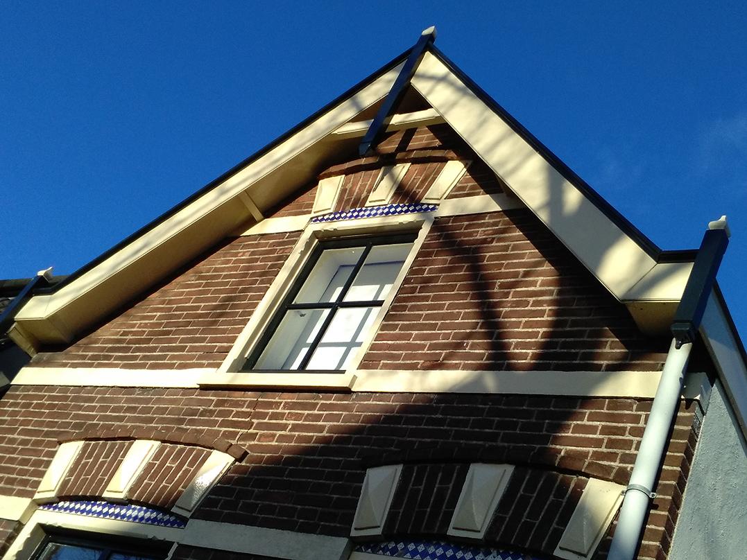 Hoe fotografeert huizen - Gevels van hedendaagse huizen ...