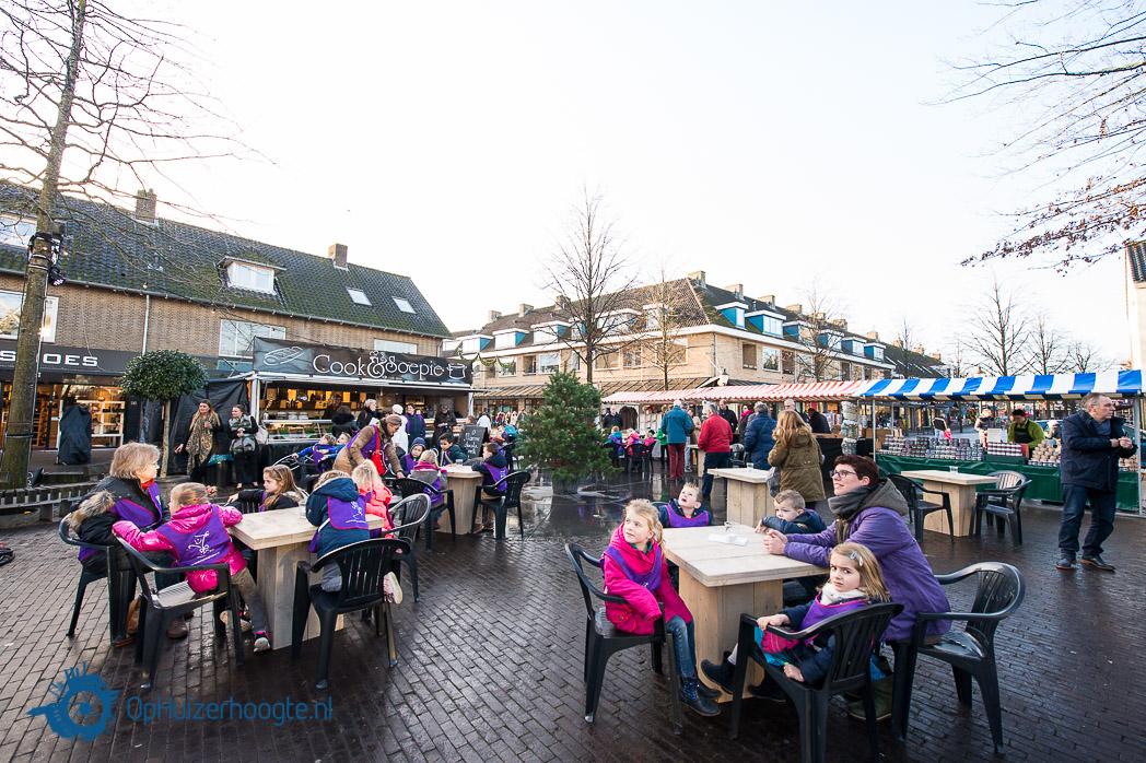 Stichting Kinderopvang Huizen : Het winterplein is open huizen draait doorrr ophuizerhoogte