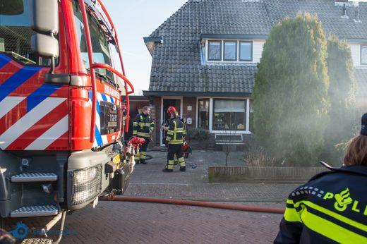 woningbrand Huizen
