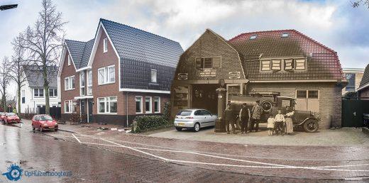 oud en nieuw huizen