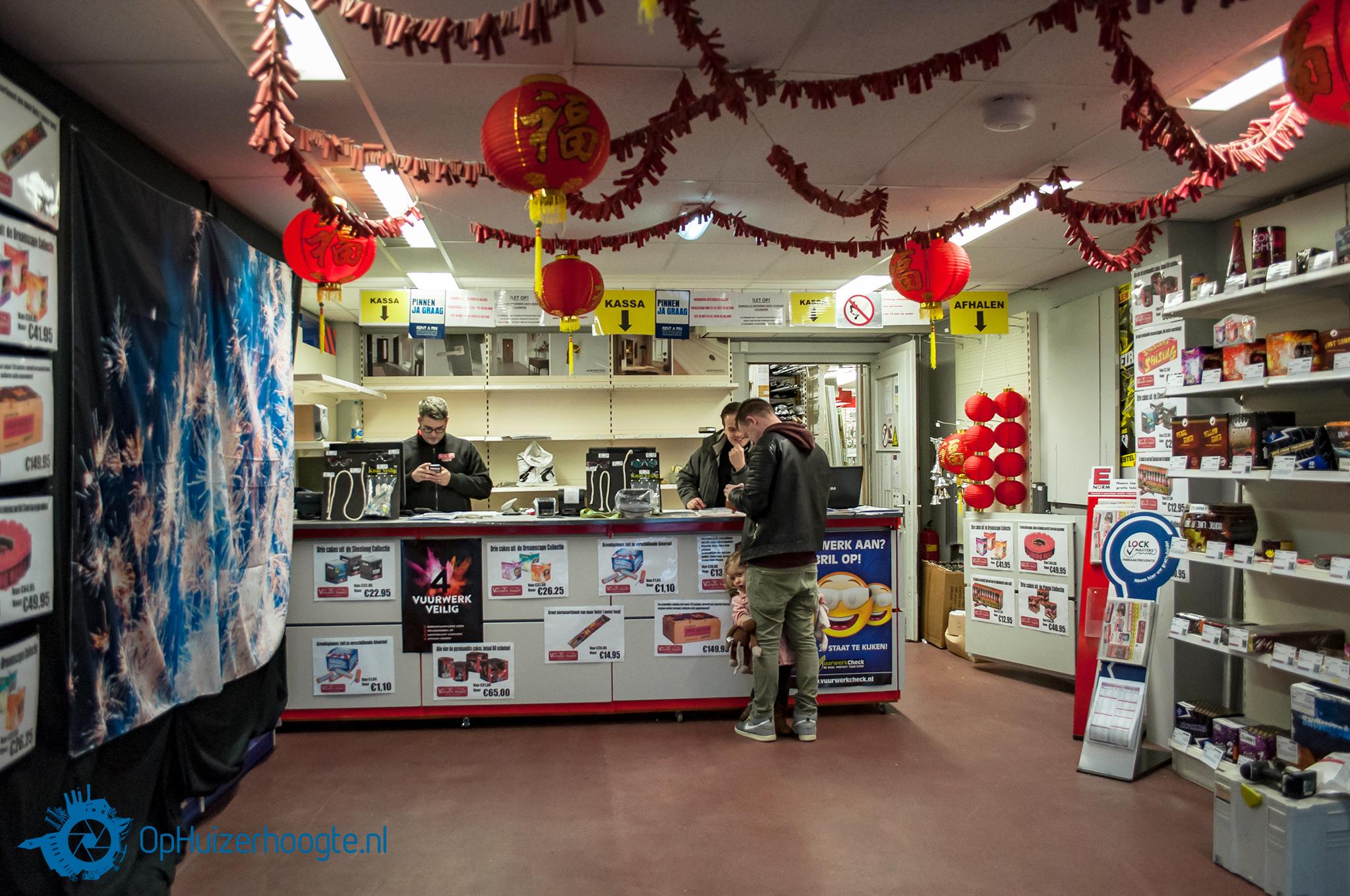 Vos Ijzerhandel Huizen : Het is weer tijd voor vuurwerk! ophuizerhoogte.nl