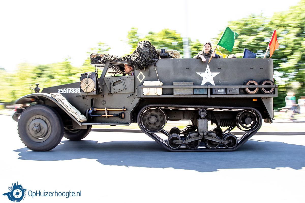 legervoertuig