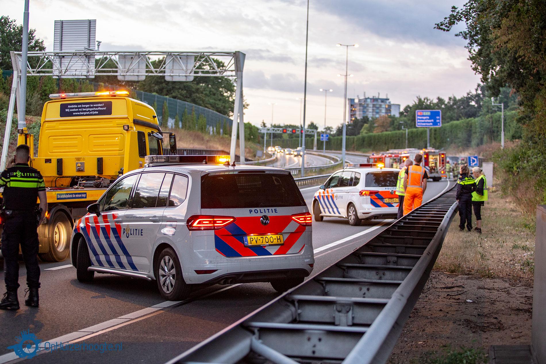 snelweg politie