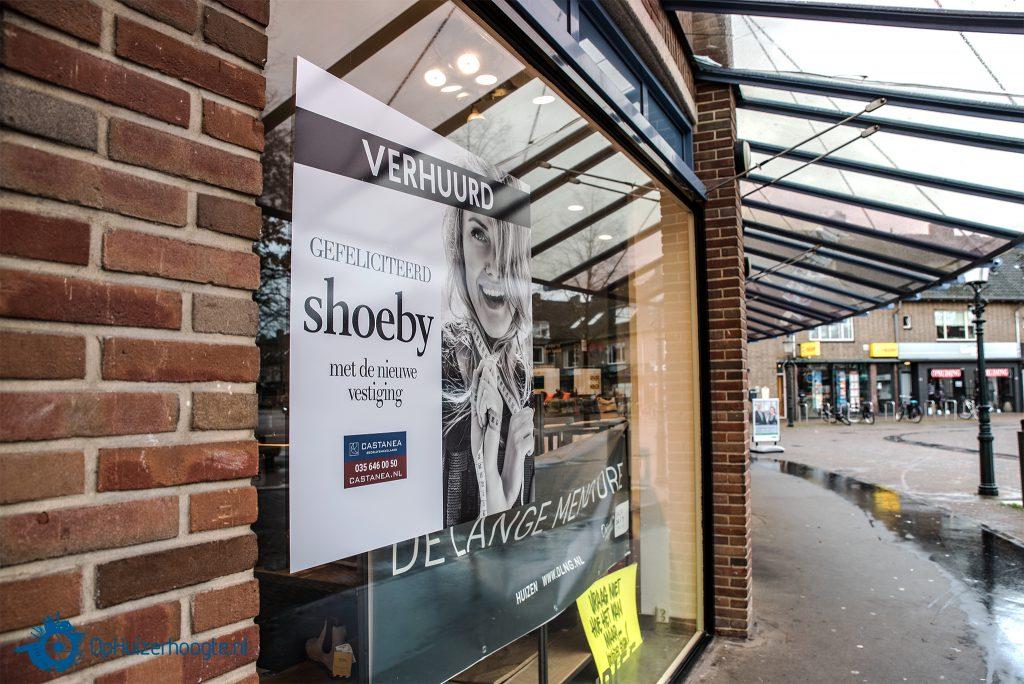 Shoeby terug naar Huizen