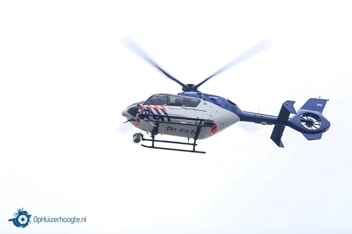 Grote Zoekactie Naar Neergestort Vliegtuig In Gooimeer