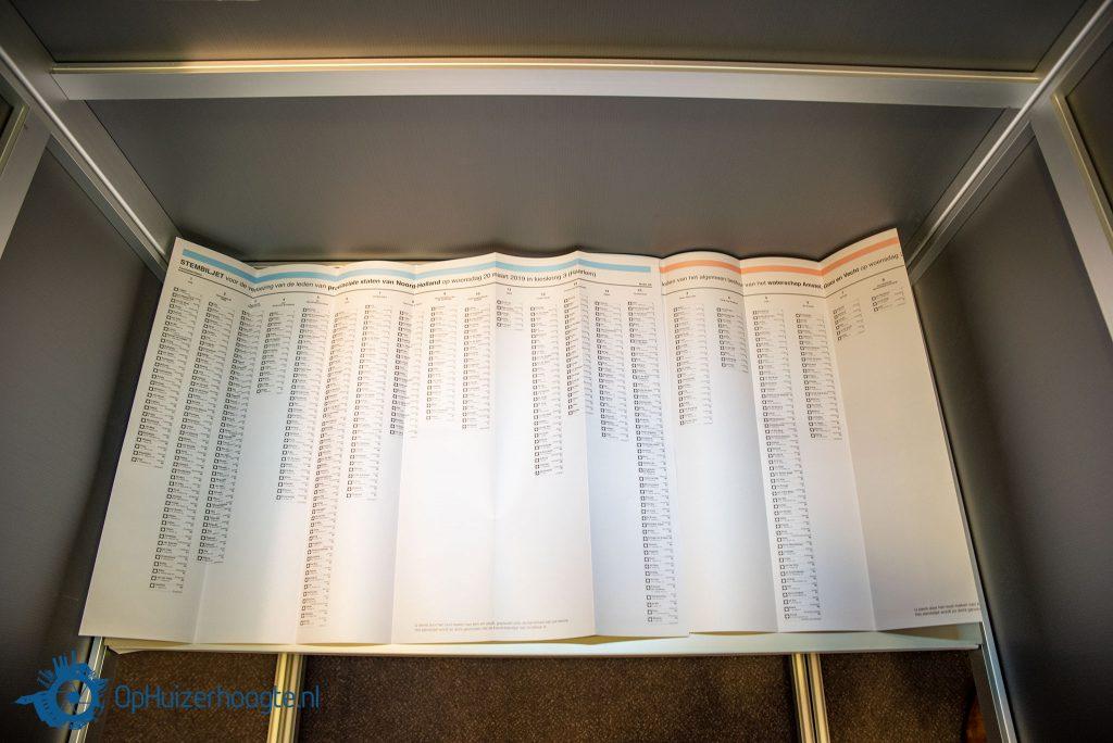 Verkiezingen Provinciale Staten