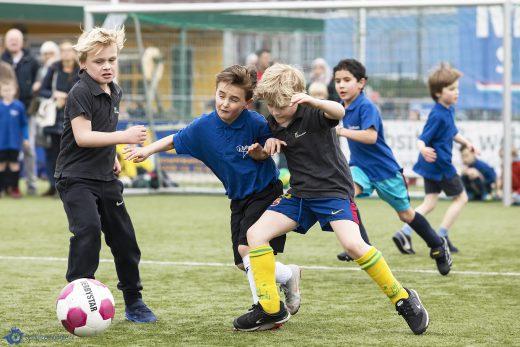 schoolvoetbal huizen