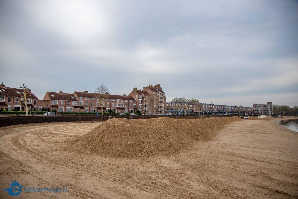 Huizen strand