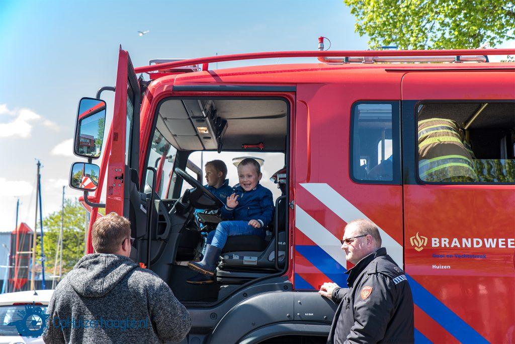 KNRM 2019 Huizen brandweer