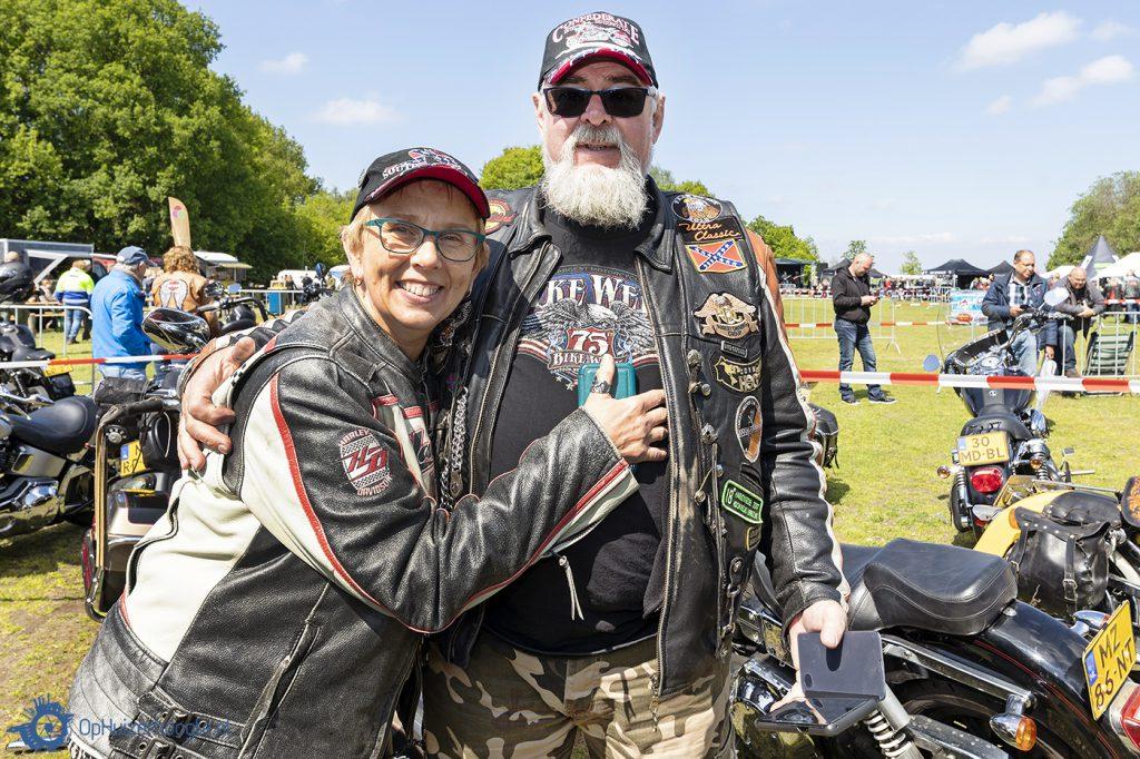Eerste Harleydag Huizen