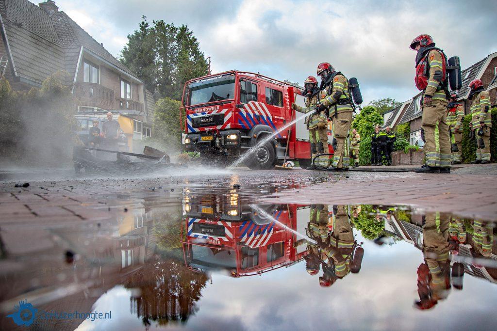 Brandweer Huizen