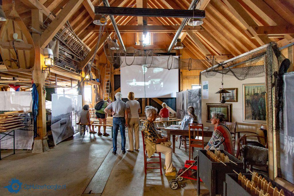 Grachtenfestival Botterwerf Huizen