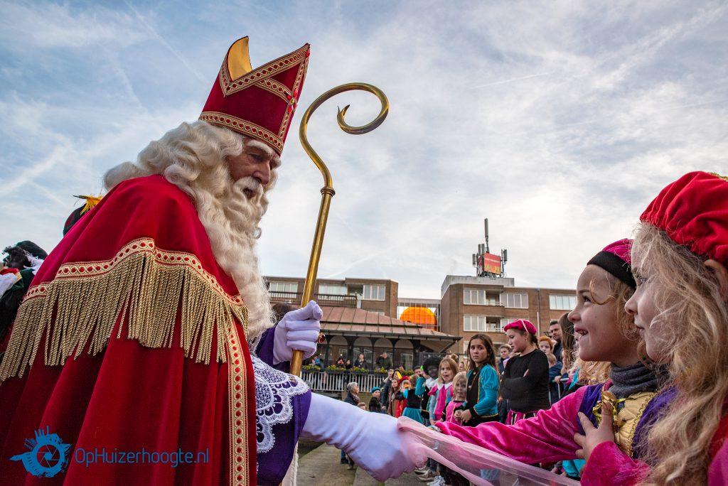 Sinterklaas Oostermeent Huizen
