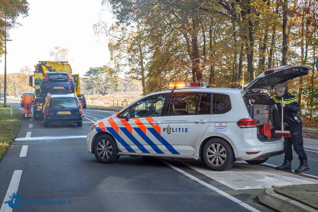 ongeval crailoseweg ophuizerhoogte