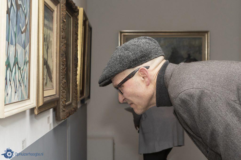Huizer Museum Krakend Koud Tentoonstelling