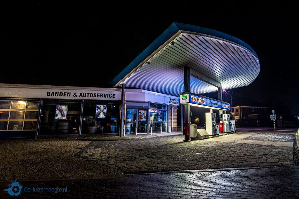 Tankstation Tamoil Huizen