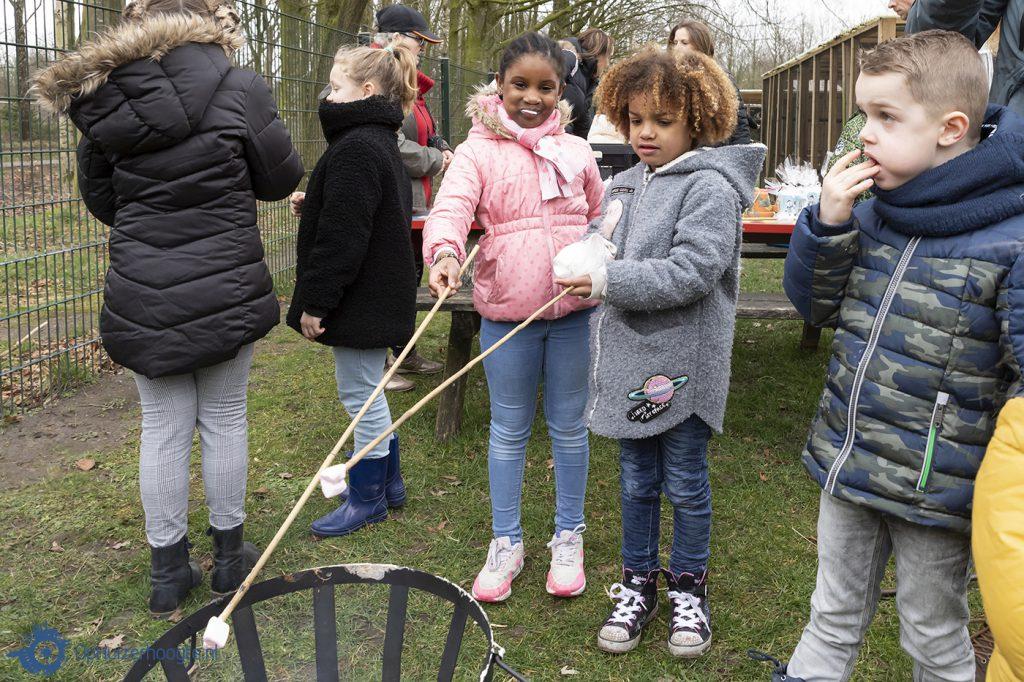 Huizen, Kinderboerderij, De Waranda, Winterfeest