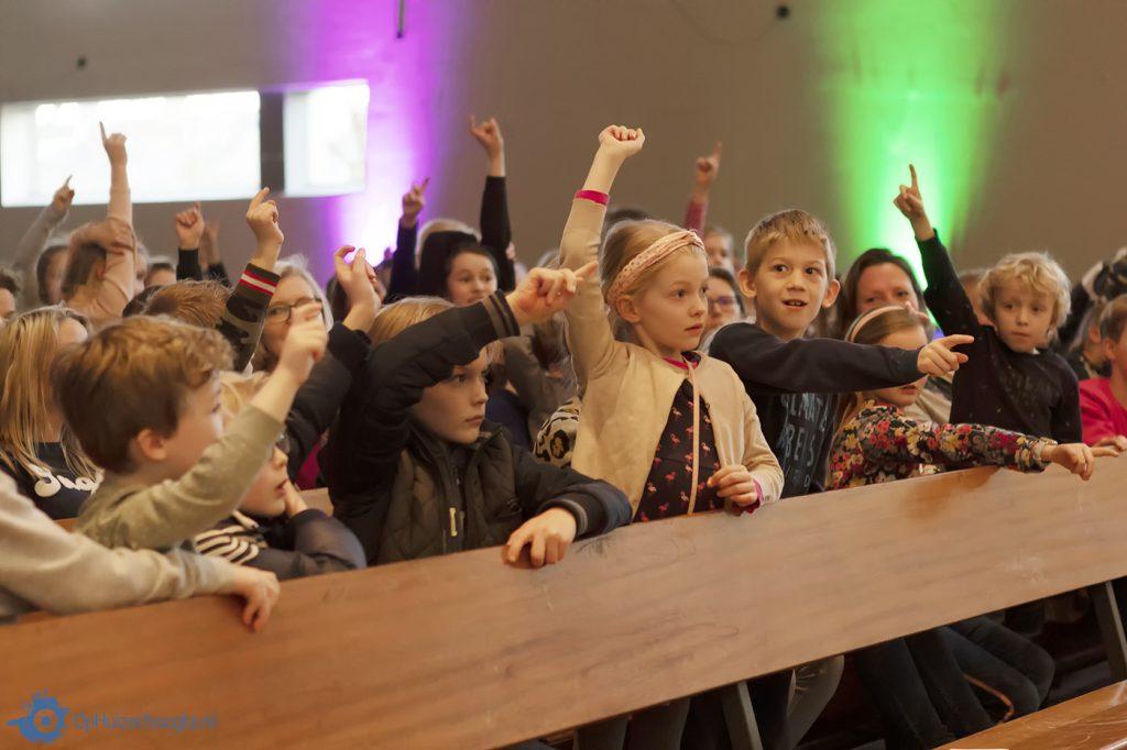 Kidsconnect, Huizen, Zenderkerk, theater