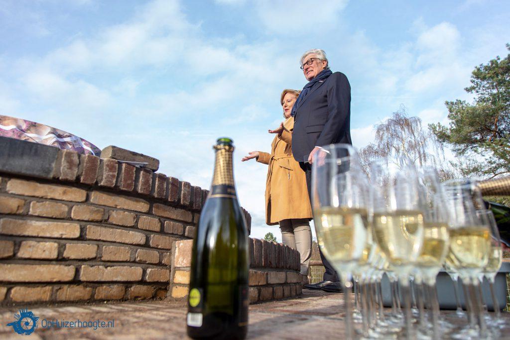 Opening Tafelberg Huizen