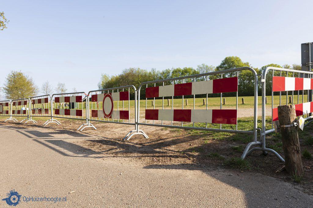 Camperplaats, Huizen, IJsselmeerstraat