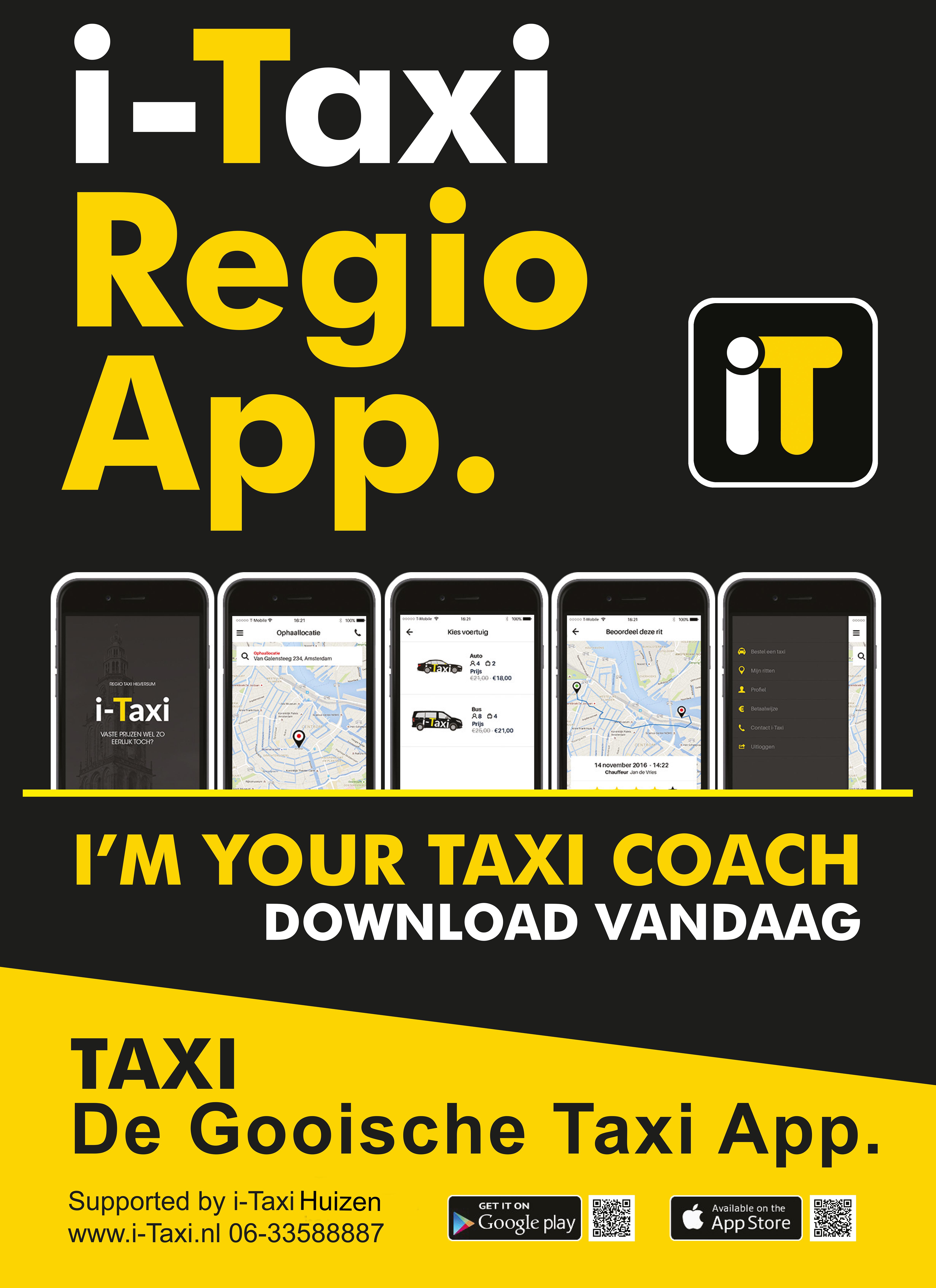 i-taxi huizen