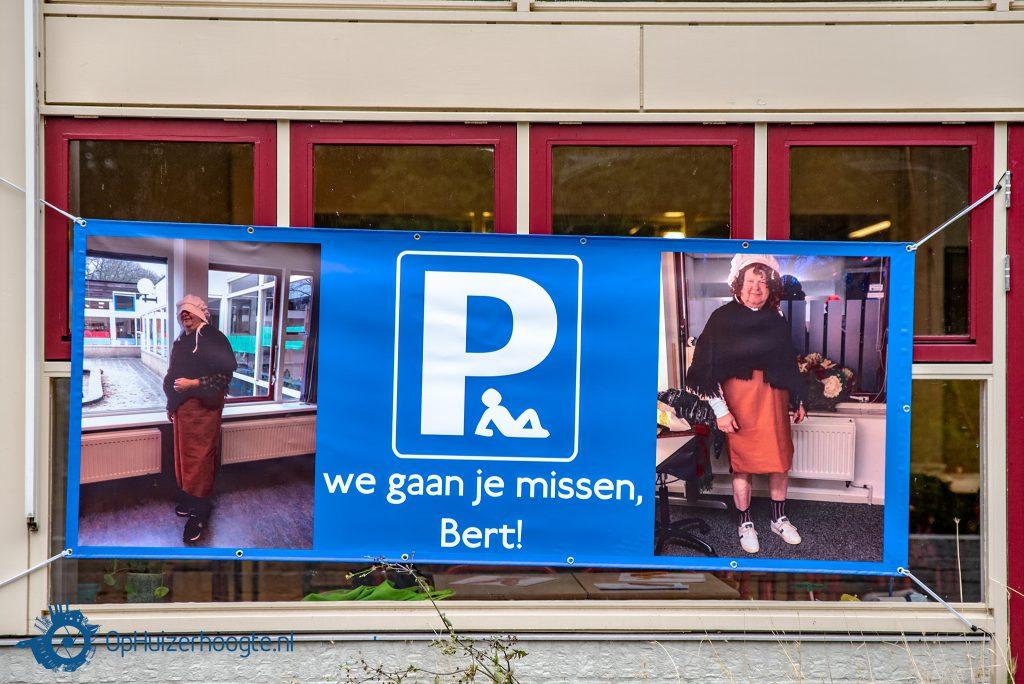 Conciërge Bert Kos Maria Montessorischool