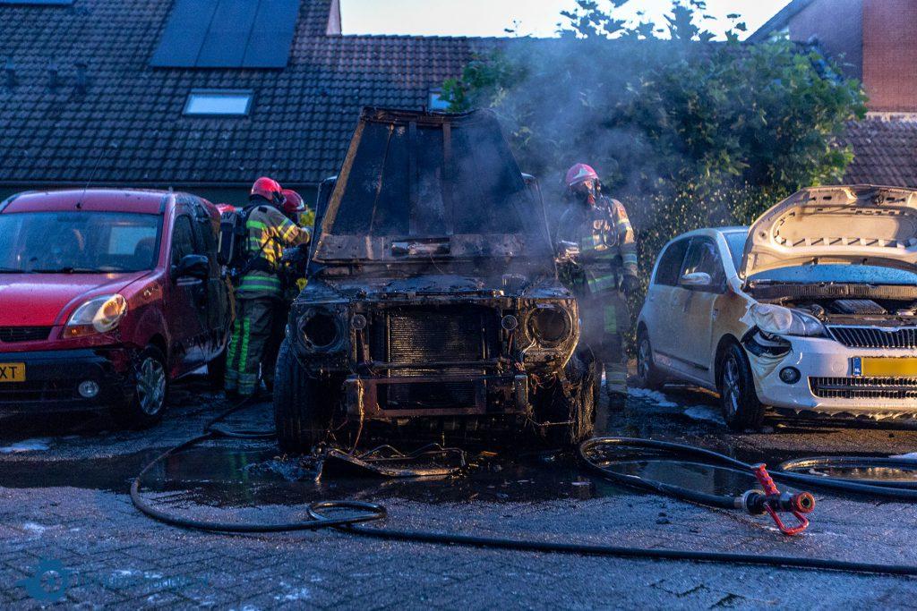 Autobrand Kropaar Huizen