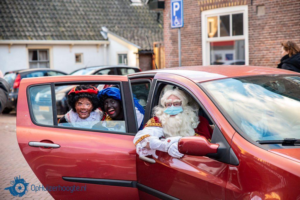 Sinterklaas dorp Huizen