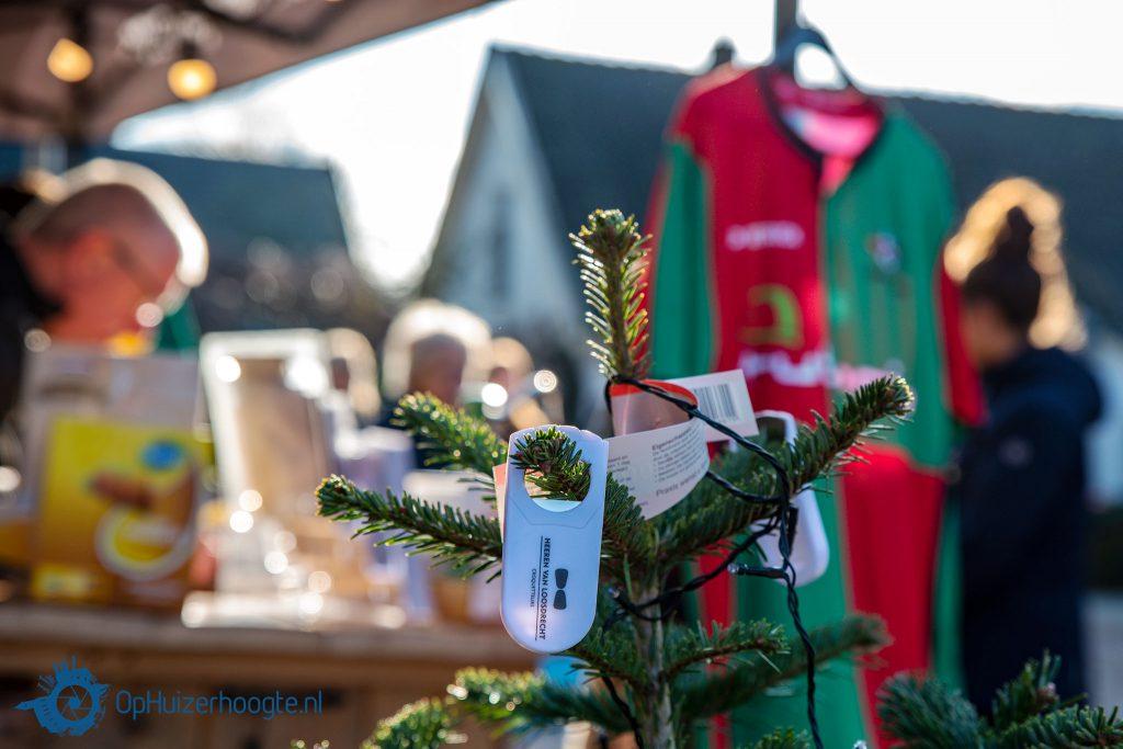 Kerstboom Huizen