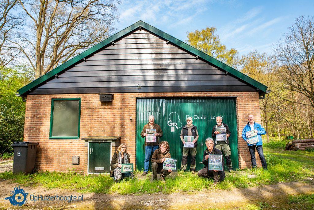 15 jaar Natuurwerkgroep Huizen