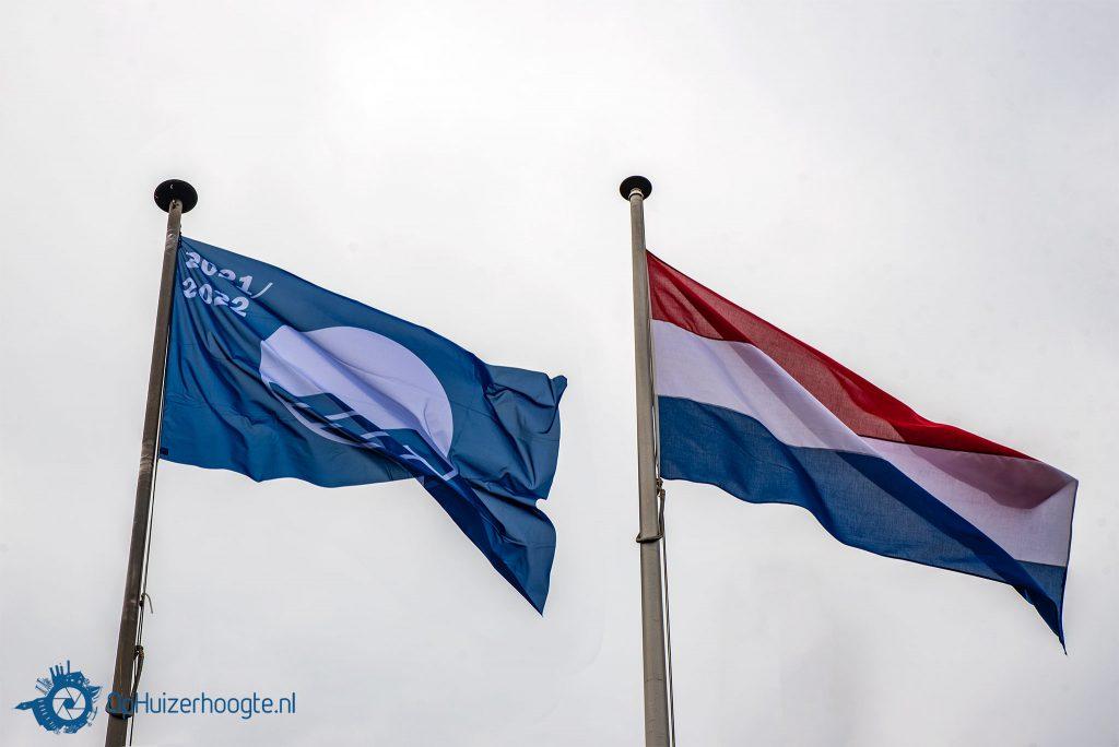 Blauwe Vlag gemeentehaven Huizen