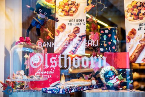 Sinterklaas bij Olsthoorn