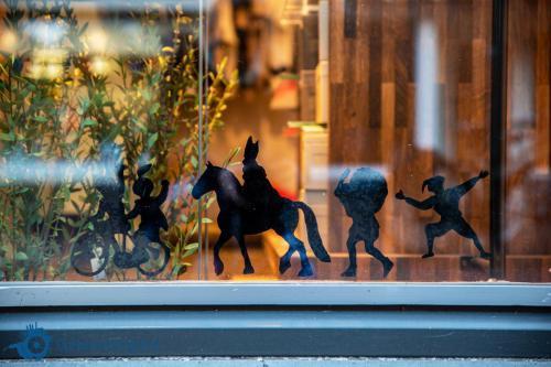 Sinterklaas bij 't Haagje