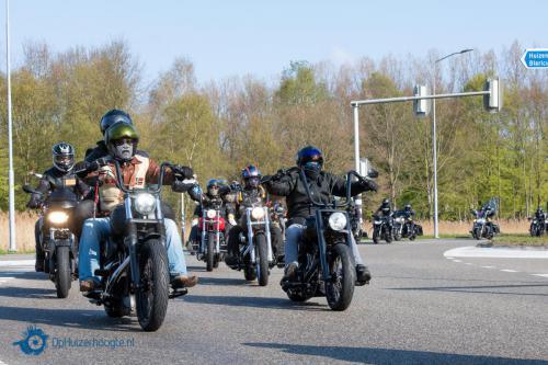 peringatan ride out