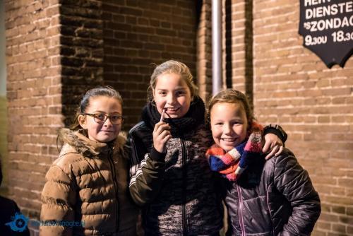 20181221-Speurtocht-en-lampionnenoptocht-Oude-Kerk-3