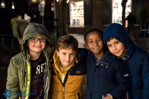 20181221-Speurtocht-en-lampionnenoptocht-Oude-Kerk-9