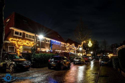 Huizer licht in de Seringstraat